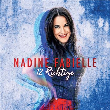 Nadine Fabielle - 12 Richtige