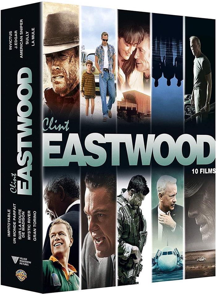 Clint Eastwood - 10 Films (10 DVDs)