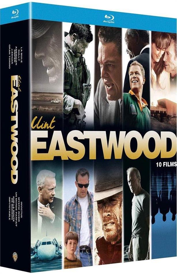 Clint Eastwood - 10 Films (10 Blu-rays)