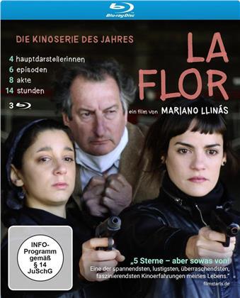 La Flor (3 Blu-rays)