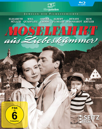 Moselfahrt aus Liebeskummer (1953) (Filmjuwelen)