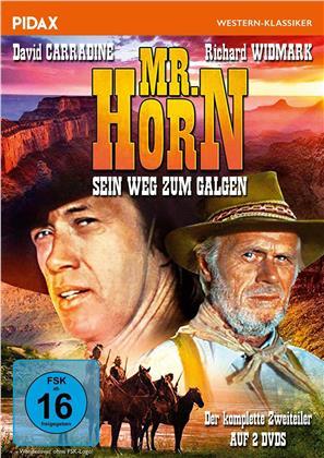 Mr. Horn - Sein Weg zum Galgen (1979) (Pidax Western-Klassiker, 2 DVDs)