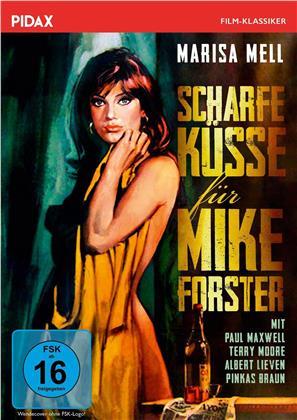 Scharfe Küsse für Mike Forster (1965) (Pidax Film-Klassiker)