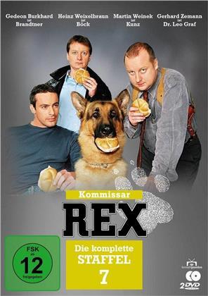 Kommissar Rex - Staffel 7 (2 DVDs)