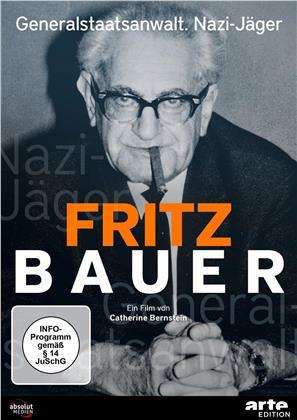 Fritz Bauer - Generalstaatsanwalt. Nazi-Jäger (2019)