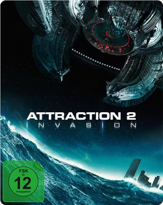 Attraction 2 - Invasion (2020) (Edizione Limitata, Steelbook)