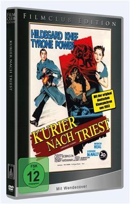 Kurier nach Triest (1952) (Filmclub Edition)