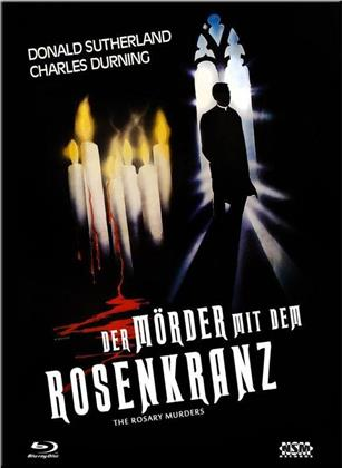 Der Mörder mit dem Rosenkranz (1987) (Cover A, Limited Collector's Edition, Mediabook, Blu-ray + DVD)