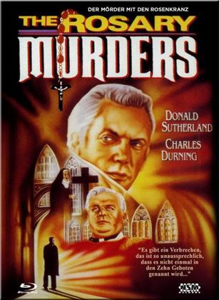 The Rosary Murders (1987) (Cover C, Limited Collector's Edition, Mediabook, Blu-ray + DVD)