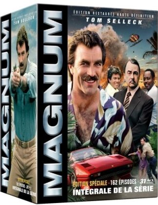 Magnum - L'intégrale de la série (31 Blu-rays)