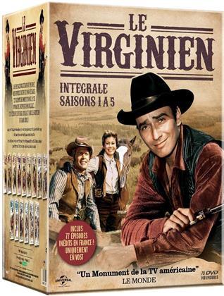 Le Virginien - Saisons 1-5 (25 DVDs)