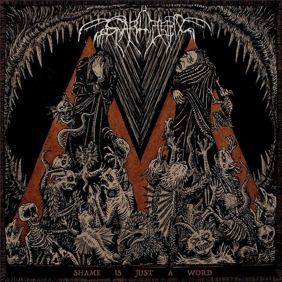 Svarttjern - Shame Is Just A Word (Limited, LP)
