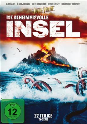 Jules Verne - Die geheimnisvolle Insel (4 DVDs)