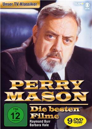 Perry Mason - Die besten Filme - Teil 1 (9 DVDs)