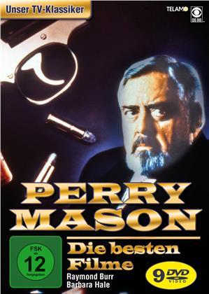 Perry Mason - Die besten Filme - Teil 2 (9 DVDs)