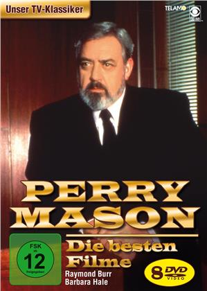Perry Mason - Die besten Filme - Teil 3 (8 DVDs)
