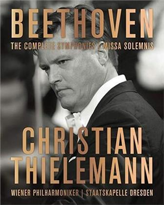 Beethoven / Thielemann / Staatskapelle Dresden - Complete Symphonies