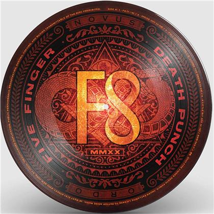 Five Finger Death Punch - F8 (Limited, Picture Disc, 2 LPs)
