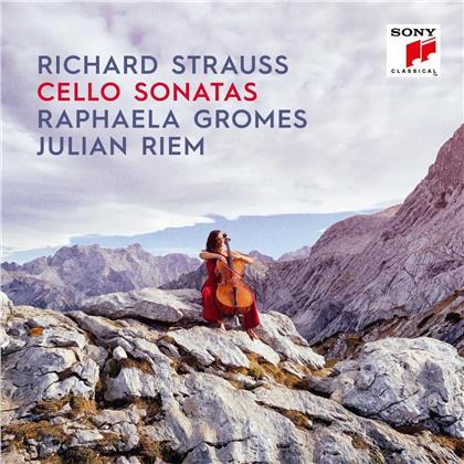 Richard Strauss (1864-1949), Raphaela Gromes & Julian Riem - Cello Sonatas