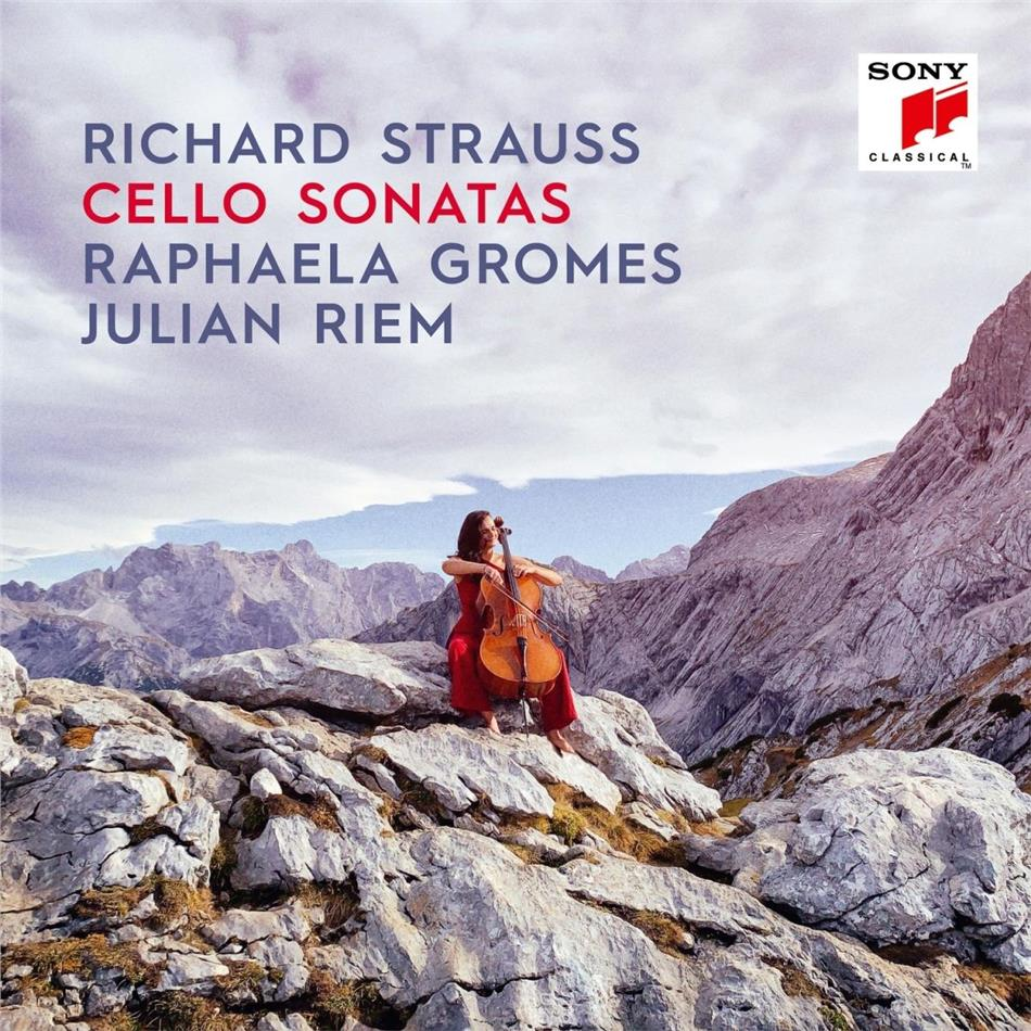 Richard Strauss (1864-1949), Raphaela Gromes & Julian Riem - Cello Sonatas