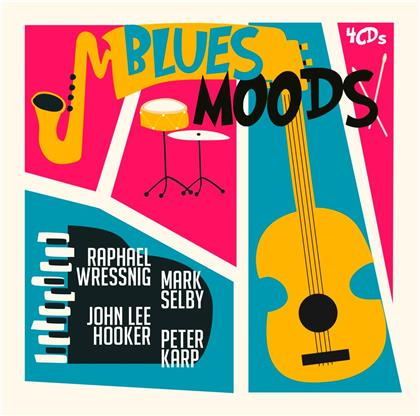 Blues Box Collection (4 CDs)