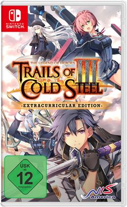 The Legend of Heroes: Trails of Cold Steel III (Extracurricular Edition)