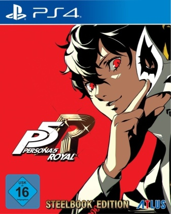 Persona 5 Royal - German Launch Edition