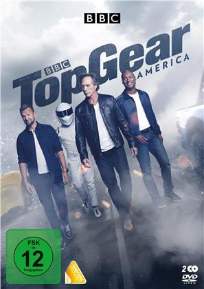 Top Gear America (BBC, 2 DVD)