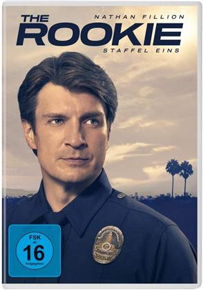 The Rookie - Staffel 1 (5 DVDs)