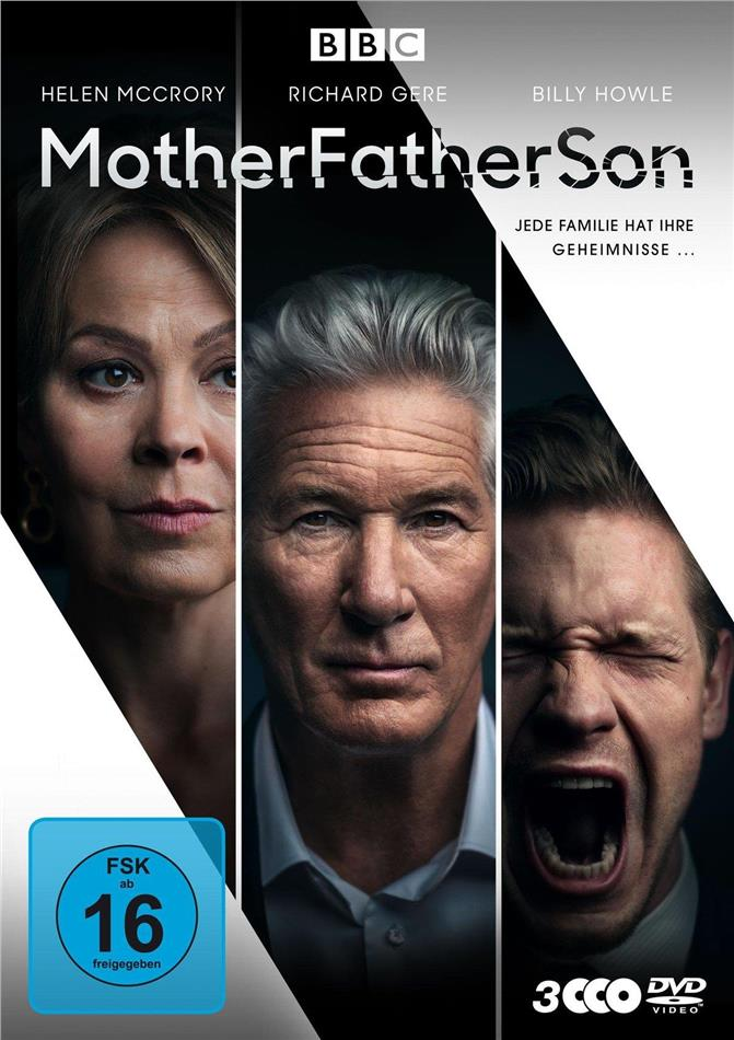 MotherFatherSon (BBC, 3 DVDs)