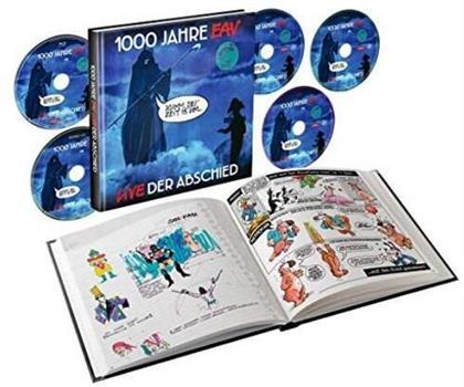 EAV - 1000 Jahre Eav Live: Der Abschied (Limited Edition)