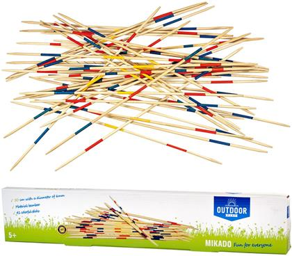 Mikado 50 cm Holz - Outdoor Play, 41 Stäbe, L: