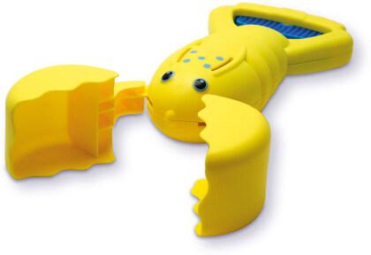 Bagger Sand Snapper - 34x12,5x6,5 cm, Handbagger,Farbe Assortiert