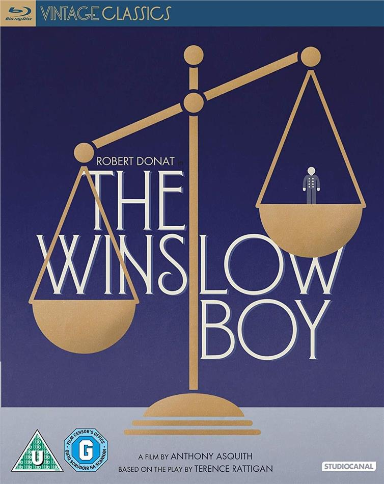 The Winslow Boy (1948) (Vintage Classics)