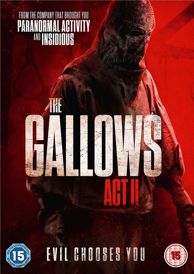 The Gallows - Act 2 (2019) - CeDe.com