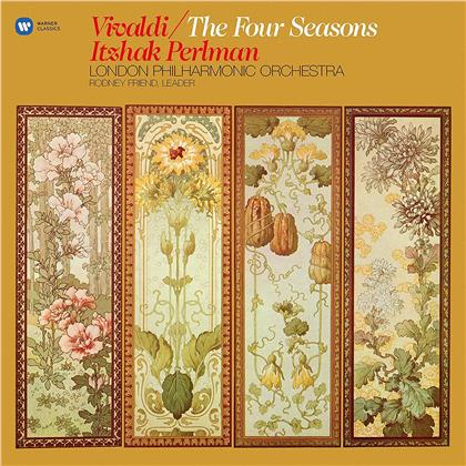 Antonio Vivaldi (1678-1741), Itzhak Perlman & London Philharmonic Orchestra - Die Vier Jahreszeiten - ITZHAK PERLMAN EDITION 13 (LP)
