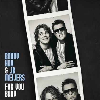 Barry Hay & JB Meijers - For You Baby (Music On Vinyl, Turquoise Vinyl, LP)