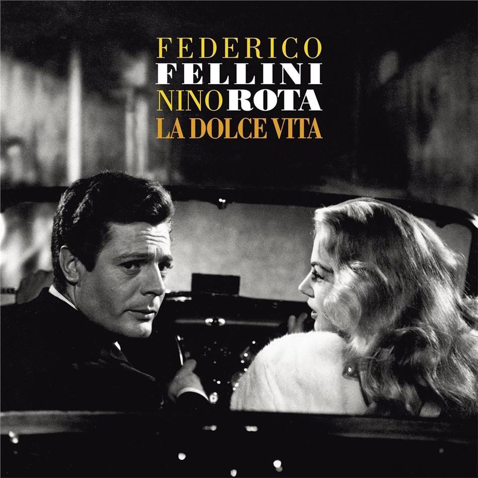 Nino Rota (1911-1979) - Fellinis La Dolce Vita (2020 Reissue, Le Chant Du Monde, 2 LPs)