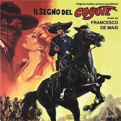 Francesco De Masi - Il Segno Del Coyote - OST (2020 Reissue, Beat)