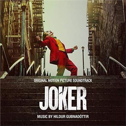 Hildur Gudnadóttir - Joker - OST (Watertower Music)