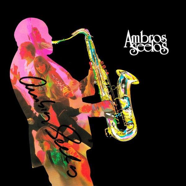 Ambros Seelos - Ambros Seelos (Limited Edition, LP + Digital Copy)