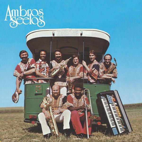 Ambros Seelos - Disco Safari (Limited Edition, LP + Digital Copy)