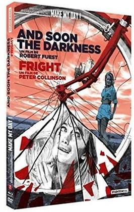 And soon the darkness / Fright (Make My Day! Collection, Digibook, 2 Blu-ray + 2 DVD)