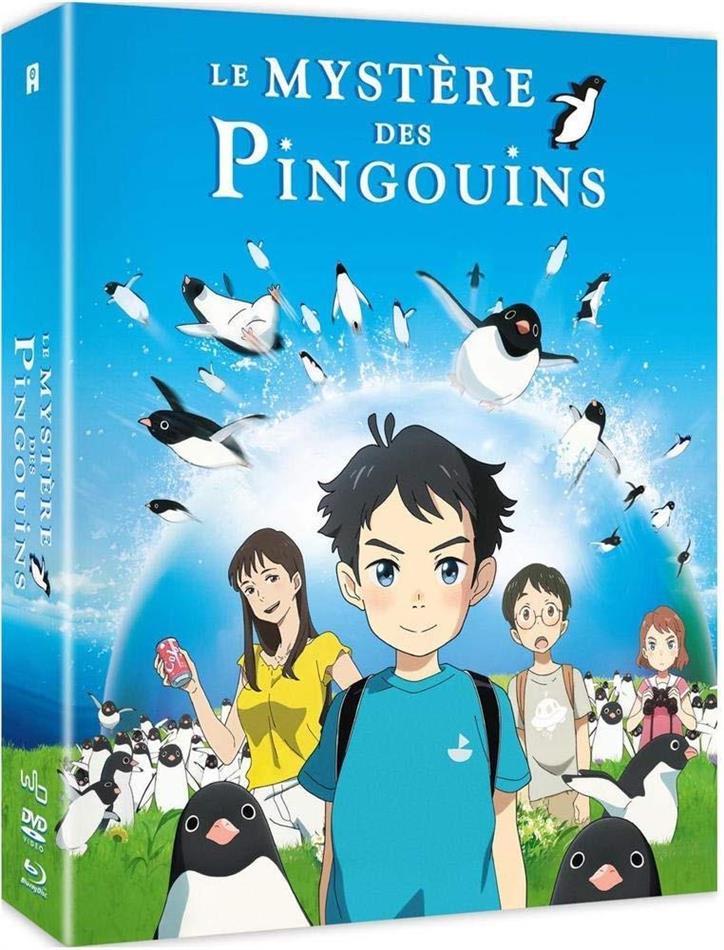 Le Mystère des Pingouins (2018) (Limited Edition, Langfassung, Blu-ray + DVD)