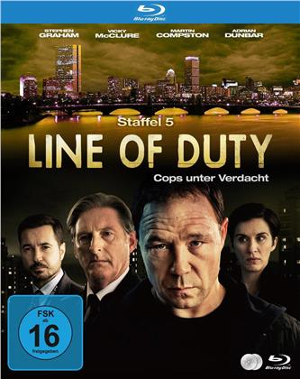 Line Of Duty - Staffel 5 (2 Blu-rays)