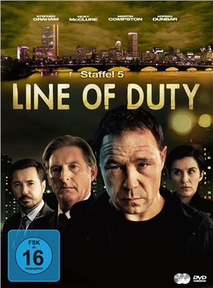 Line Of Duty - Staffel 5 (2 DVDs)