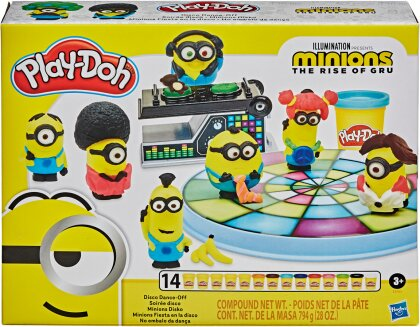 Play-Doh - Play Doh Minions