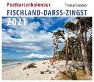 Fischland-Darß-Zingst 2021 - Postkartenkalender
