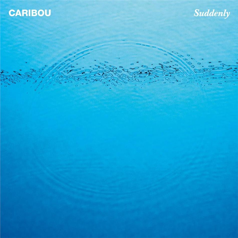 Caribou - Suddenly (Digipack)