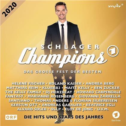 Schlagerchampions 2020 Das Grosse Fest Der Besten (2 CDs)